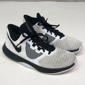 Nike Mens AIR Precision II Basketball Shoes 8.5